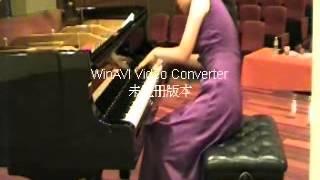 2013台灣亞太國際鋼琴大賽 台灣代表準決賽 少年B組 2