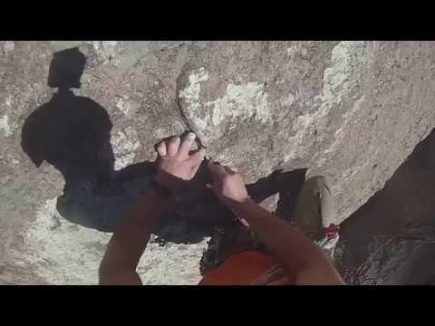 Rock Climbing - Tres Piedras, NM