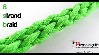 8 strand round braid