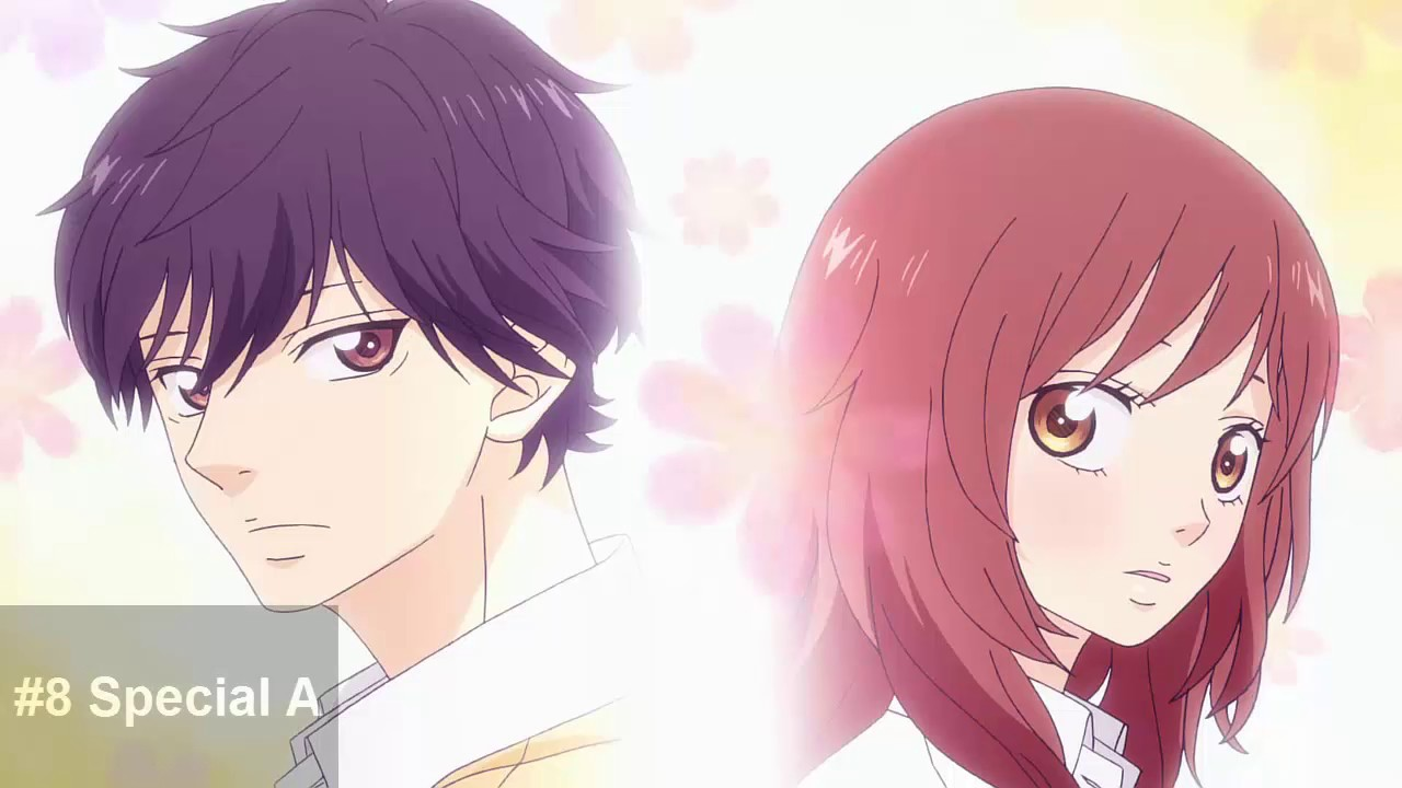 romantik anime