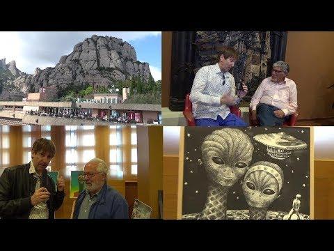 LO MEJOR DEL EMOCIONANTE CONGRESO MUNDIAL DE UFOLOGIA: ¡Una aventura increíble!