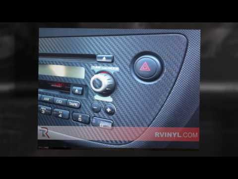 Rdash® 2002 - 2006 Acura RSX Dash Kits