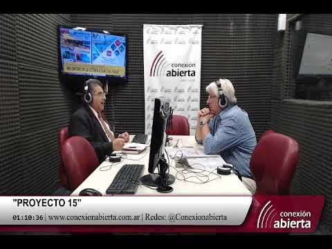 """""""PROYECTO 15"""" - 24/04/18 - Radio Conexión Abierta"""