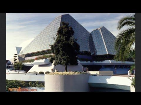 1982 EPCOT Center - RARE 16mm Home Movie