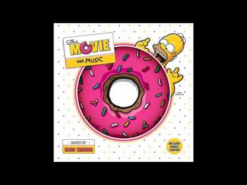 The Simpsons Movie Ost 1 The Simpsons Television Theme Youtube