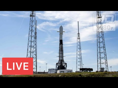 WATCH LIVE: SpaceX to Launch Falcon 9 rocket Starlink mission from SLC-40 #Starlink24 @12:34pm ET
