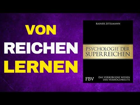 Die Psychologie der Superreichen - Rainer Zitelmann im Gespräch (TEIL 2)