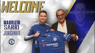 OFFICIAL || SARRI & JORGINHO SIGN FOR CHELSEA || What this signing means! || Chelsea Transfer Daily