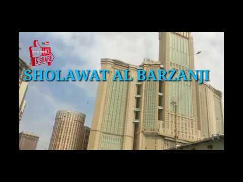 Sholawat Al Barzanji Merdu Bgrd Tanah Suci Mekkah