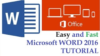 Microsoft Word 2016 Tutorial for Beginners || Cross Reference [HINDI/URDU]