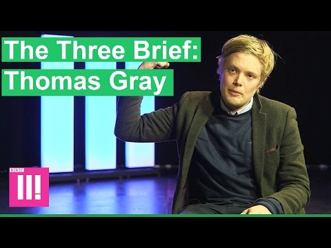 Interview with 'stag do' sensation Thomas James Gray