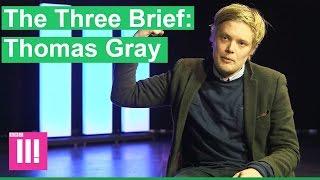 Interview with 'stag do' sensation Thomas James Gray