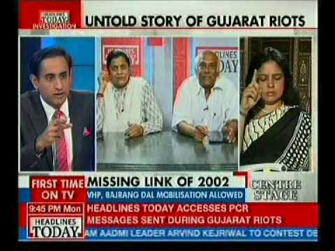 HT Investigation on 2002 Gujarat Riots - Modi proved to be the perpetrator - Part1