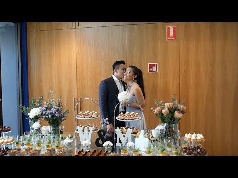Sydney Wedding Registry 200517  - William And Marta