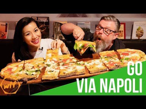 Sydney's BEST Pizza? - Via Napoli