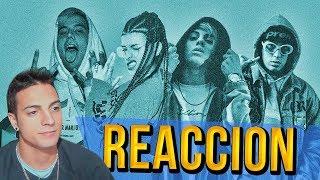 loca remix   reacci  n  ahora con sonido