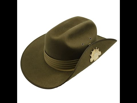 Akubra Military Hat Review - Hats By The Hundred