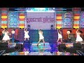シークレットガールズ Secret girls TOP☆SECRET LIVE @ TOKYO DOME CITY HALL