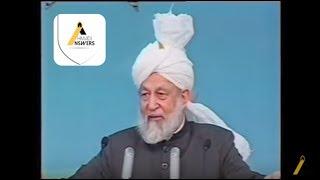 Defending Hadhrat Mirza Tahir Ahmad (ra) - Illias Sattar Exposed