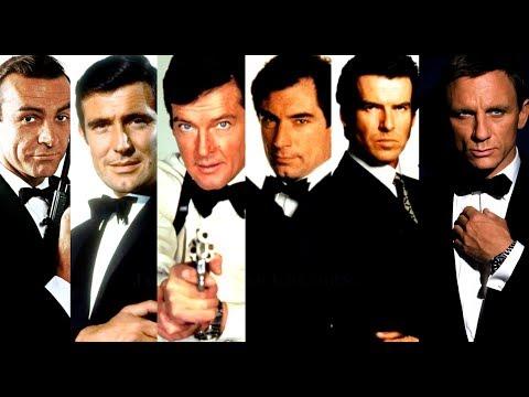 007 제임스 본드 이야기..
