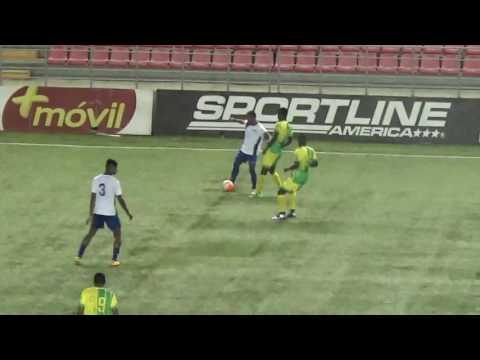 Panamá Viejo FC 0 vs 1 Tierra Firme FC 1er tiempo J9
