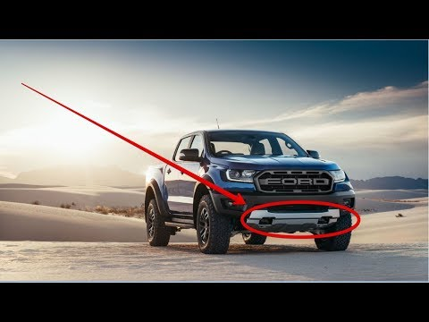 AMAZING!!! Ford Ranger Raptor revealed Small scale version of hopped up F 150
