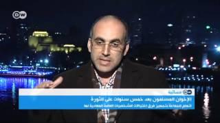 جماعة الإخوان المسلمين لديها نفس أمراض نظام مبارك