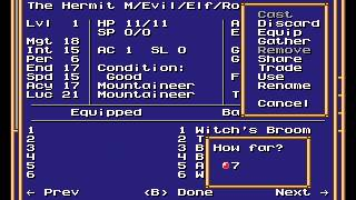 [TAS] Genesis Might and Magic: Gates to Another World by Dammit in 06:15.33