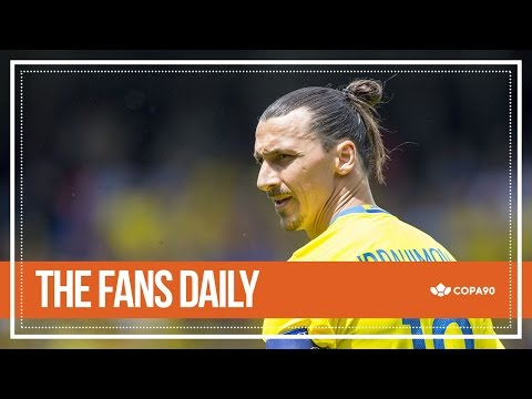 Zlatan Fails To Deliver On The World Stage | The Fans Daily