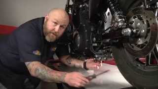 How to Change Oil & Filter in a Harley-Davidson Sportster by J&P Cycles