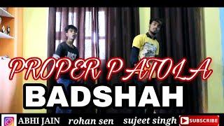 Proper Patola Dance choreography  | Namaste England |Badshah |Diljit| Aastha