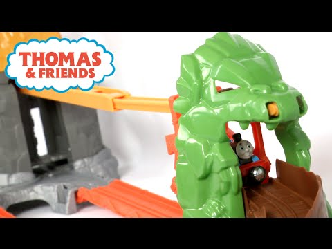 Thomas & Friends Take-n-Play Daring Dragon Drop From Fisher-Price