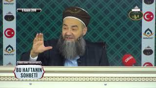Cübbeli Ahmet Hocaefendi ile Bu Haftanın Sohbeti 6 Kasım 2018