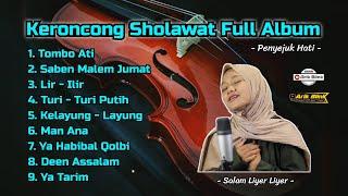 Keroncong Sholawat Jawa Full Album Terbaru 2021 Sholawat Penyejuk Hati