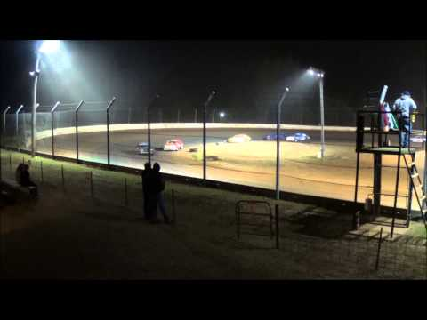 Doe Run Raceway Mini Stock Feature 5-1-15