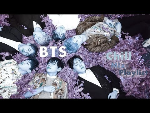 BTS Chill Mix/Playlist (Relaxing and Cozy)