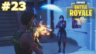 I GIVE AWAY MY LEGENDARY SCAR | BENNY NO | FORTNITE #23