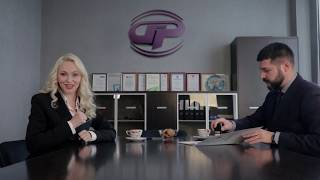 Рекламный виде ролик, Гарантийный фонд Ростовской области. Видео-продакшн студия «4точки»