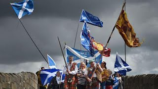 YEW CHOOB presents - All The Free Scots