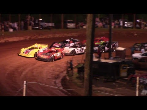 Winder Barrow Speedway Limited Late Model Feature Race 6/9/18