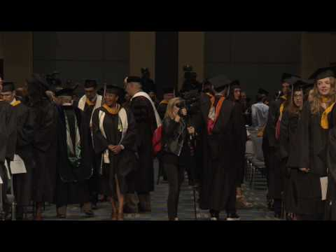 Philadelphia University's 2017 Undergraduate Commencement Ceremony