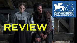 Brimstone - Movie Review