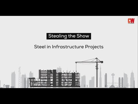 Stealing the Show: Steel in Infrastructure Projects