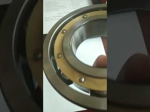 Deep groove ball bearing 6315M/C3