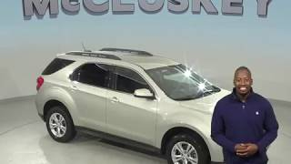G99170NC Used 2015 Chevrolet Equinox LT AWD SUV Gold Test Drive, Review, For Sale -