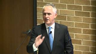The rise of china a return to the natural order of things by Malcolm Turnbull
