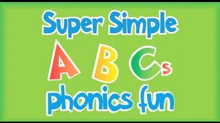 Super Simple ABCs Phonics Song: J-R thumbnail