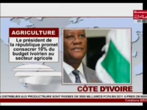 Business 24 | Flash Eco Cote d'Ivoire - La Cote d'Ivoire modernise son cadstre minier