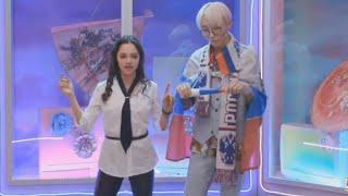 MTV Broadcast - Evgenia Medvedeva / Евгения Медведева / エフゲニア・アルマノヴナ・メドベージェワ