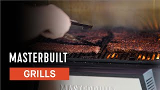Introducing the Masterbuilt Gravity Series 560 Grill + Smoker